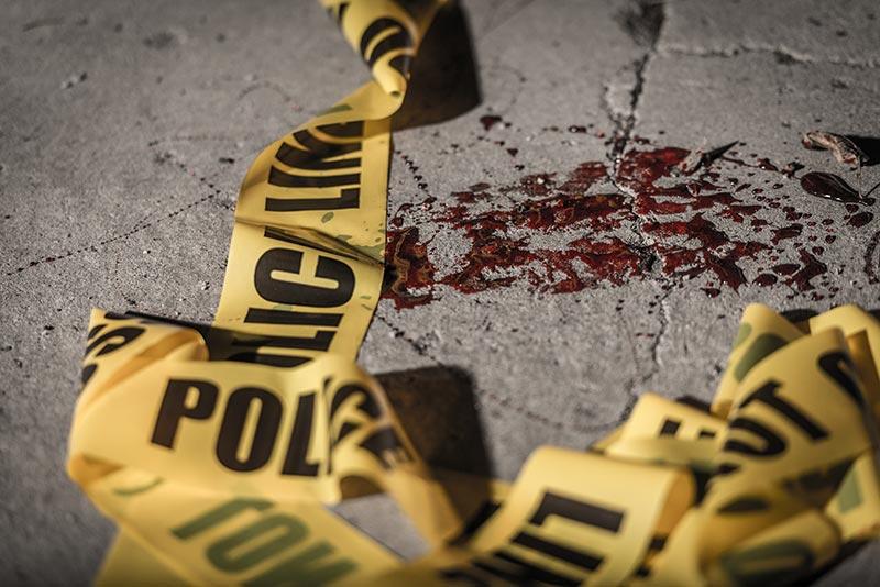 Blood Spill/Crime Scene Cleanup